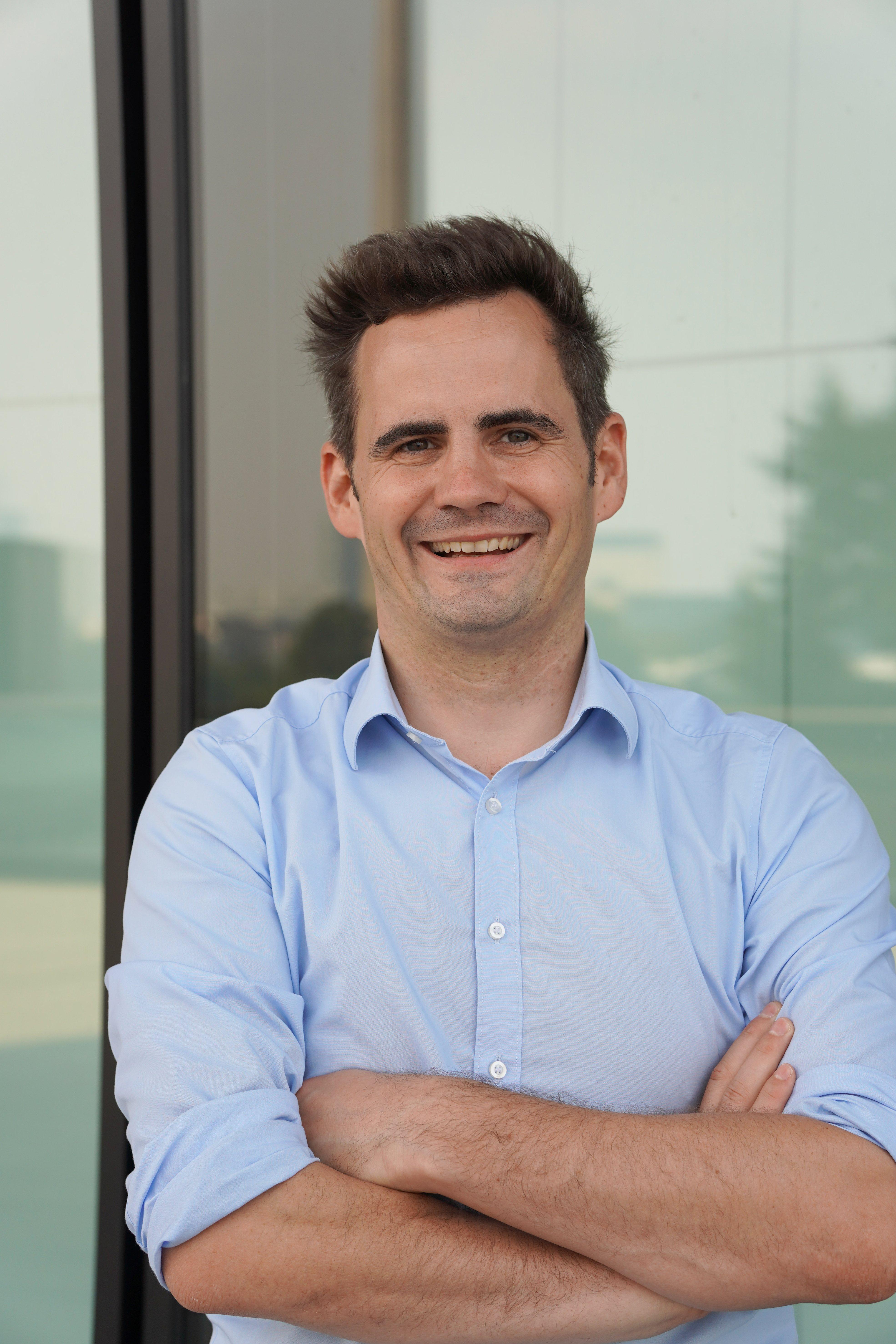 Robert Jänisch CEO IOX